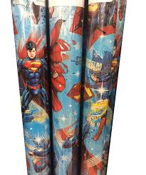 superman wrapping paper superman christmas wrapping paper 40 sq ft health