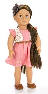 cute hairstyles for our generation dolls our generation from hair to there 18 inch parker doll with
