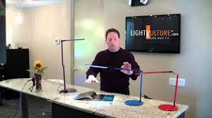 Diy Mini Desk Lamp Koncept Z Bar Mini Led Desk Light Product Demonstration Youtube