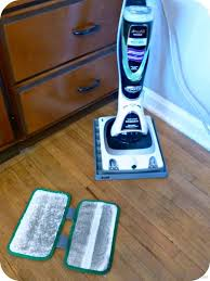 modern hardwood floor cleaning machine