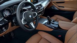 2017 bmw 540i m sport package interior youtube