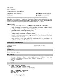 Sample Insurance Underwriter Resume by Material Master Data Management Resume