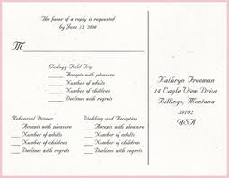 response card wording wedding response card wording events wedding invitation