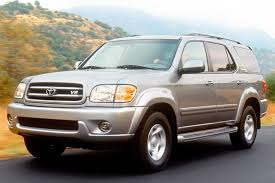 toyota sequoia reliability 2003 toyota sequoia overview cars com