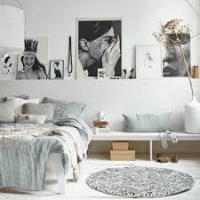 deco chambre et blanc deco chambre a coucher blanche mobilier décoration