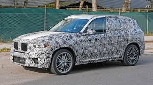 Porsche Macan X3 - 2018 bmw x3 m spied for the first time