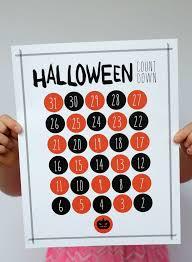 best 25 halloween countdown ideas on pinterest halloween bucket