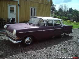 opel kapitan 1960 opel kapitän 1960 garaget