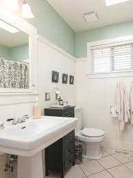 panelled bathroom ideas beadboard paneling in bathroom ideas pictures remodel and decor