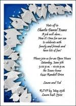 graduation party invitation wording sle graduation party invitation wording kawaiitheo