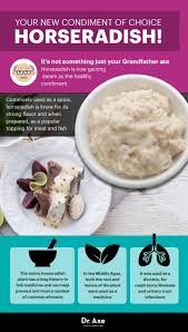what is prepared horseradish can horseradish root help prevent cancer utis dr axe
