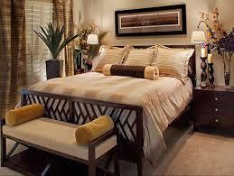 Silk Wallpaper In Earthy Bedroom Bedroom Ideas Bedroom Glamor - Earthy bedroom ideas