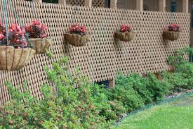 Garden Baskets Wall by Colorful Flower Baskets Outsiders Within Outdoor Lifestyle