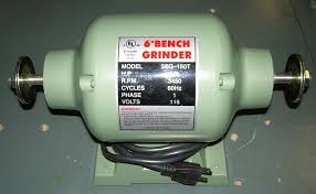 Cheap Bench Grinder Hobby Workshop Projects Twin 30