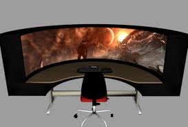 Awesome Gaming Desk 20 Awesome Gaming Computer Desk For Monitors Best Home