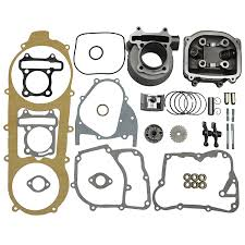 amazon com goofit 57 4mm bore cylinder kit 150cc big bore gy6