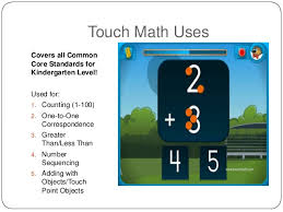 touch math printable worksheets u0026 touch math addition worksheets