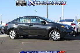 toyota san jose used cars used 2016 toyota corolla for sale in san jose ca edmunds