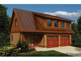 Detached Garage Apartment Plans Eplans Contemporary Garage Plan U2013 Maintenance Resistant Garage