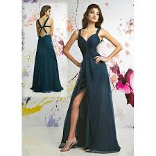 navy blue long prom dresses styles inofashionstyle com