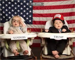 trump halloween costume twin halloween costumes baby sanders and baby trump twin