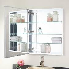 acwel recessed mount medicine cabinet recessed medicine cabinets