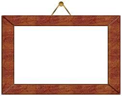 wooden wall hanging picture frame by gautamdas1992 on deviantart