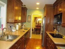 Kitchen Galley Kitchen Ideas Makeovers Image Of Galley Kitchen Ideas Makeovers The Best Small Design