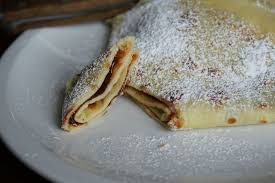 recette cuisine polonaise nalesniki z powidlami ou crêpes au beurre de pruneau la cuisine
