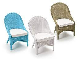 childrens white wicker chair patio furniture intended for amazing