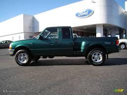 1986 ford ranger 4x4 1999 amazon green metallic ford ranger xlt extended cab 4x4