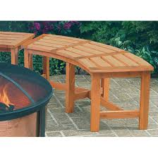 diy curved bench outdoor round banquette seating garden seats and benches bench