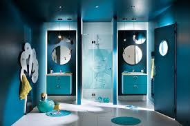Accessoire Salle De Bain Bleu by Indogate Com Salle De Bain Noir Bleu
