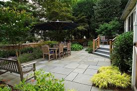 Paver Ideas For Backyard with Exterior Design Creative Ideas For Your Landscaping Exterior With