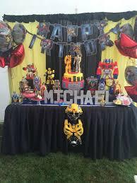 transformer birthday decorations 10 best birthday images on transformers birthday