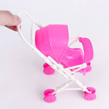 new pink assembly baby stroller trolley nursery furniture toys for