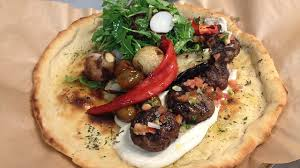 jerusalem cuisine modern located at the museum in jerusalem serves