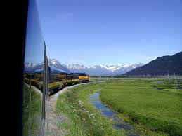 Alaska bus rail tour anchorage denali seward fairbanks tour