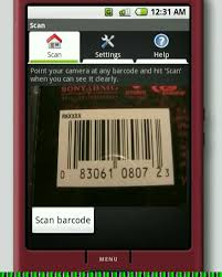 scan barcode android android scan pricing and metadata for anything with a barcode