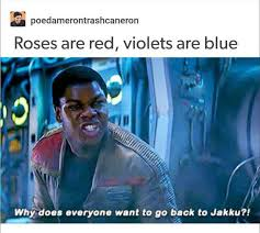 Star Wars Nerd Meme - 22 accidental poems that will make you laugh starwars poem and star