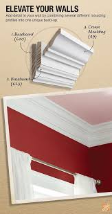Best Crown Molding Kitchen Ideas On Pinterest Windows - Kitchen cabinet crown molding ideas