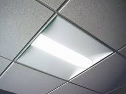 Lights For Drop Ceiling Basement by Portion Of Your Basement Glamorous We Still Can Use The Treadmill