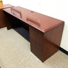 Mahogany Office Desk Office Desk With Credenza Used Bow Front Office Desk Credenza Set