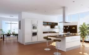 idee cuisine ouverte cuisine semi ouverte et cuisine ouverte sur salon en ce qui concerne