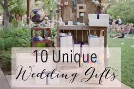 wedding gift etsy 10 unique wedding gifts bridal musings wedding