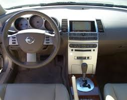 Nissan Maxima 2005 Interior View Of Nissan Maxima Sl Photos Features And Tuning Of