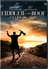 amazon com fiddler on the roof 40th anniversary edition 1971