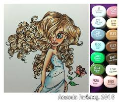 371 best copic fun images on pinterest copic colors alcohol