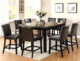 counter height table sets with 8 chairs 8 chair dining set rosewood queen pearl inlay motif round dining
