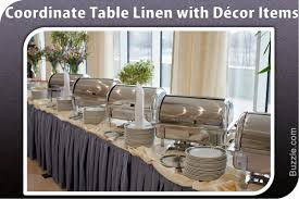 buffet table decorating ideas that are oozing with awesomeness